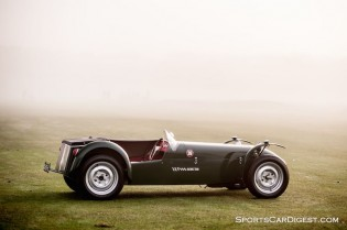 1959 Lotus Seven Series I, Van Racing Team