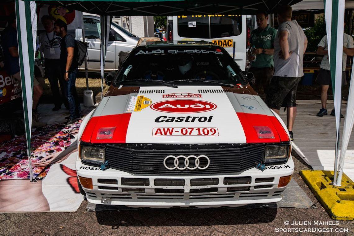 1983 Audi Quattro A2