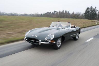 Jaguar Heritage E-Type 1961