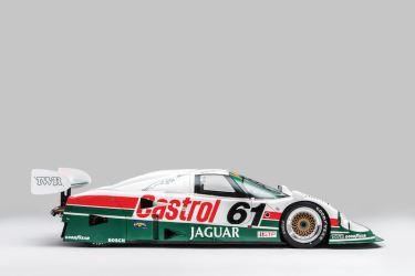 Jaguar XJR-9 Side