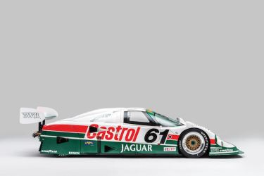 Jaguar XJR-9 Side