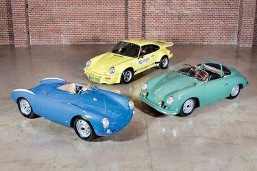 Jerry Seinfeld Porsche Collection
