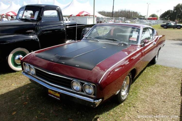 1969 Ford Torino Talladega 2-Dr. Hardtop