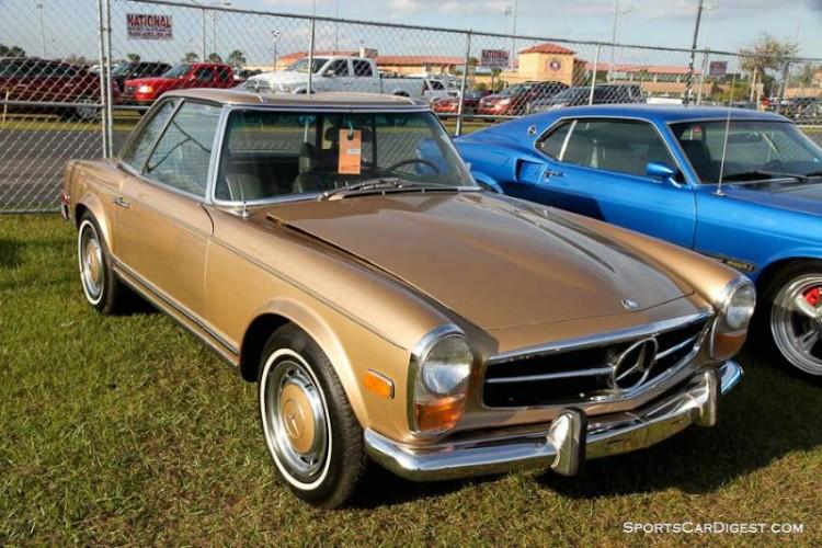 1971 Mercedes-Benz 280SL Convertible