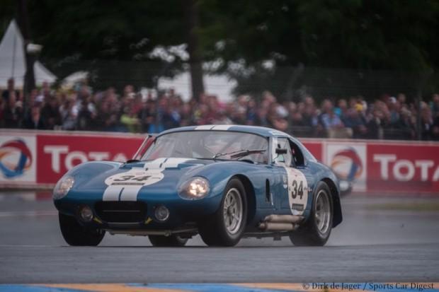 Shelby Daytona Cobra Copue