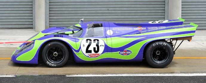 Porsche 917 - Le Mans Classic 2012