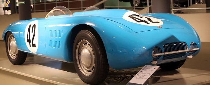 DB Tank Le Mans Museum picture