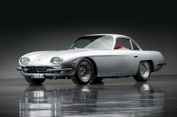 1965 Lamborghini 350 GT Coupe