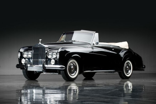 1965 Rolls-Royce Silver Cloud III Drophead Coupe