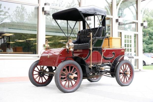 1904 Knox 16/18hp Touraine 4-Passenger Stanhope