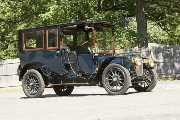 1911 Panhard-Levassor Type Y 6.6-Liter 35hp Open Drive Limousine