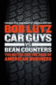 Bob Lutz Book Cover