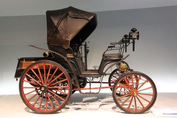 1893 Benz Victoria picture