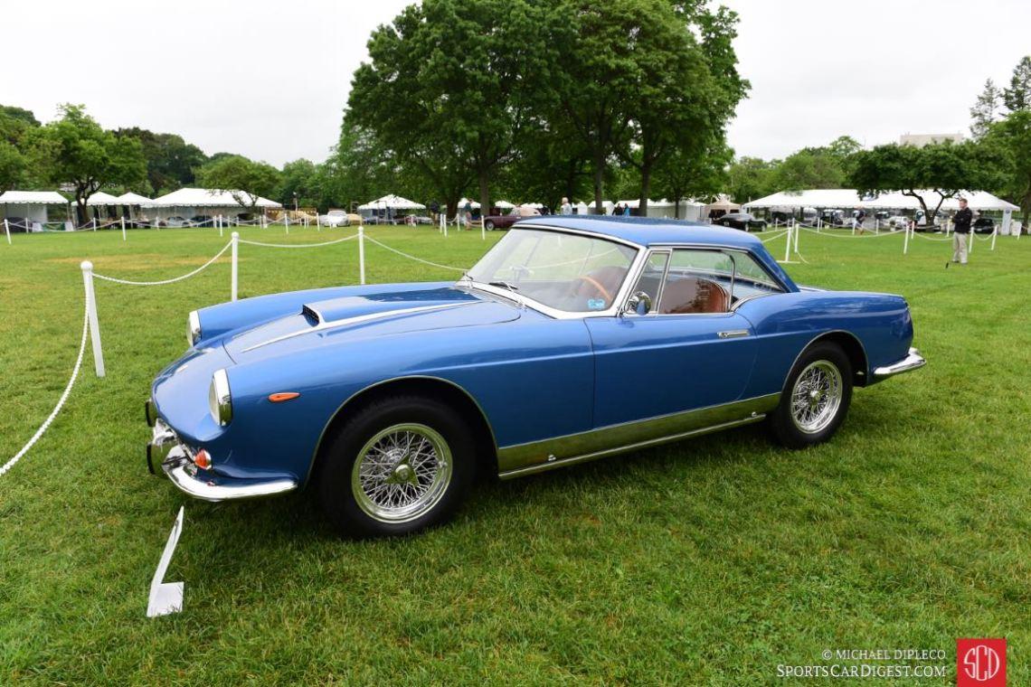 1961 Ferrari 400 Superamerica Cabriolet