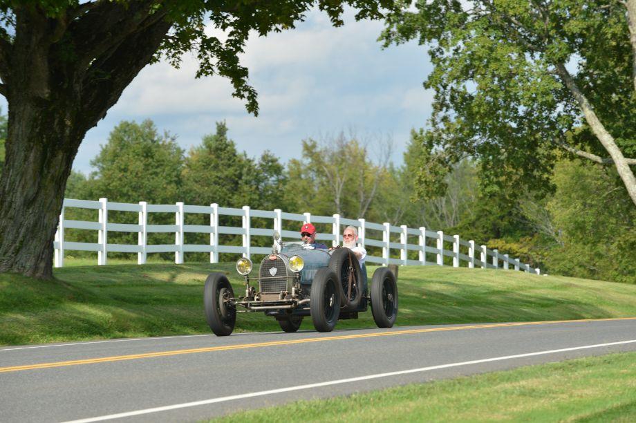 1931 Bugatti Type 37.