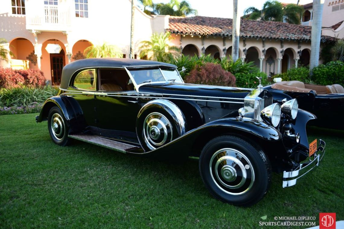 1933 Rolls-Royce Phantom II Brewster