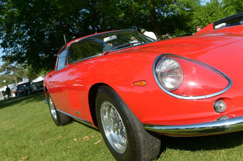 1967 Ferrari 275 GTB/4 - Mark J. Davies.