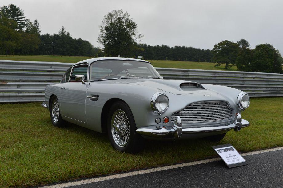 1960 Aston Martin DB4.