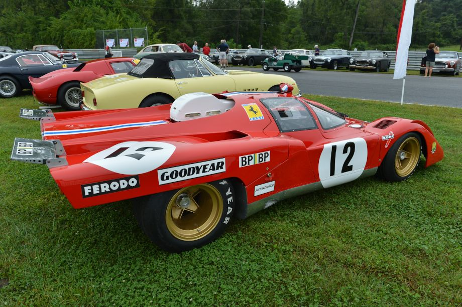 1970 Ferrari 512M