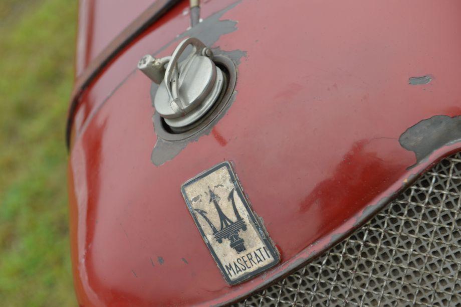 1928 Maserati Tipo 26B/M 8C.