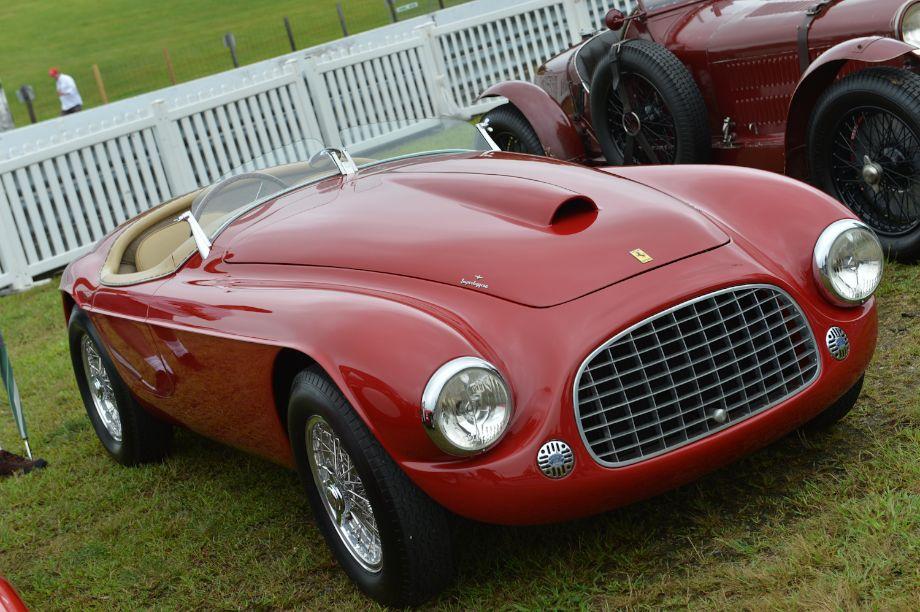 1950 Ferrari 166 MM Touring Barchertta.