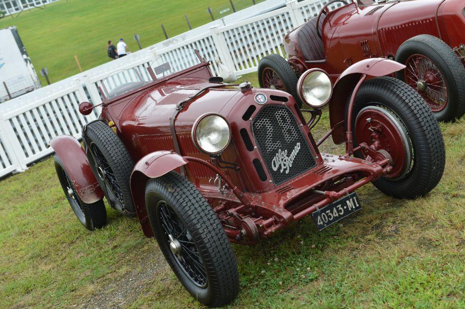 1932 Alfa Romeo 8C 2300 Monza.