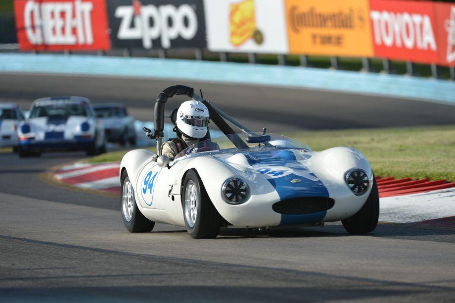 1966 Ginetta G4.