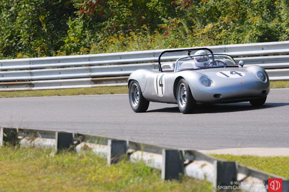 1961 Porsche RS61.