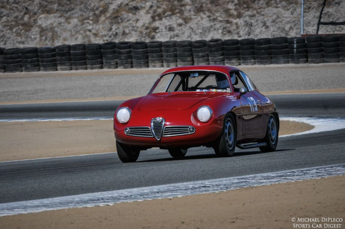 1961 Alfa Romeo Giulietta Veloce SZ.