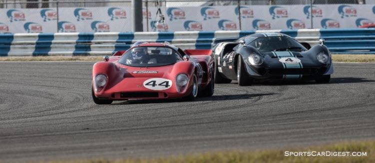 1970 Chevron B16, 1970 Lola T70 MKIIIB