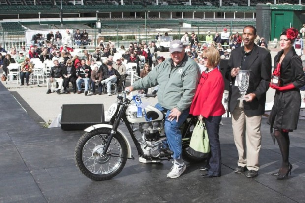 1963 Triumph Bonneville TT Special