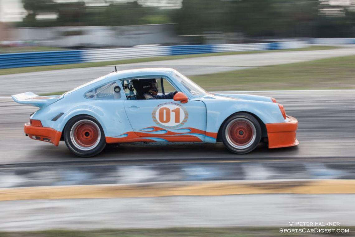 72 Porsche 911 RSR