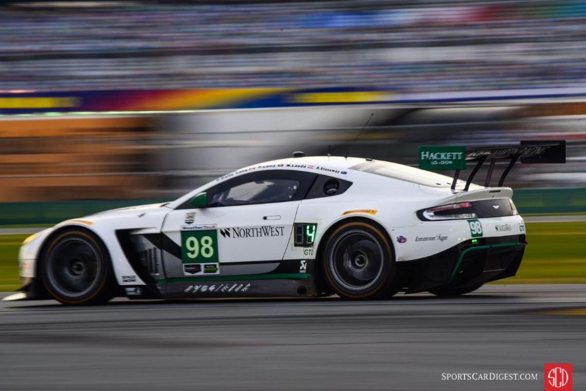 TRG Aston Martin Vantage