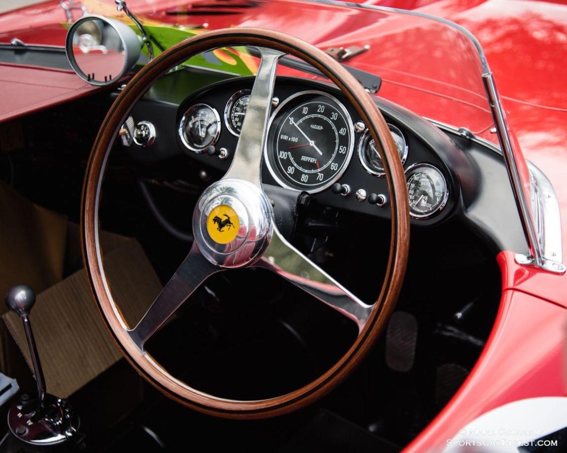 1957 Ferrari 290 MM