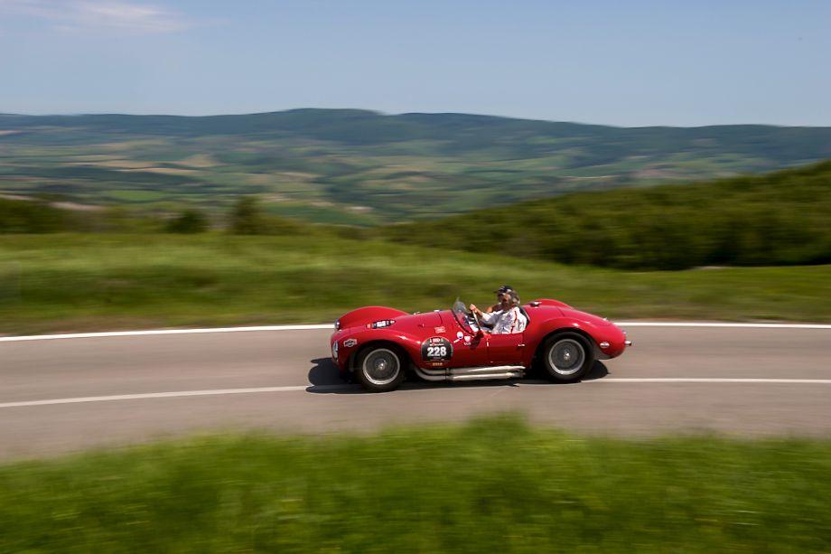 1954 Maserati A6GCS