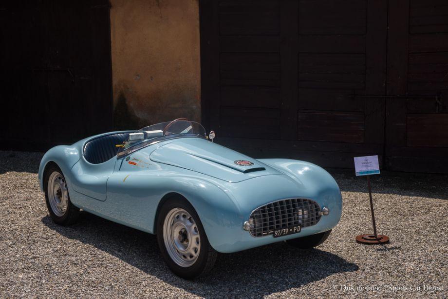 1938 Fiat 500A Sport