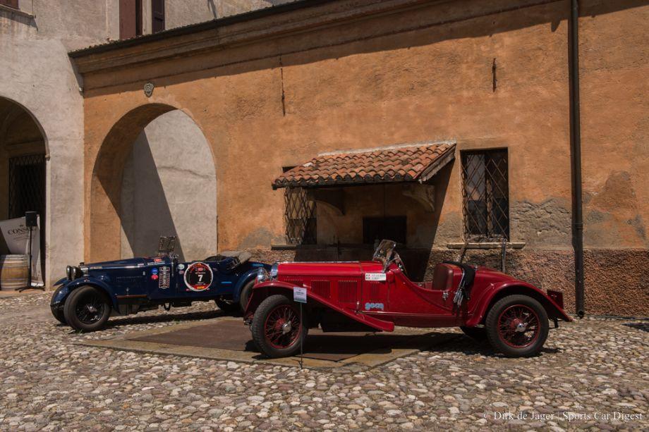 1931 Fiat 514 Mille Miglia