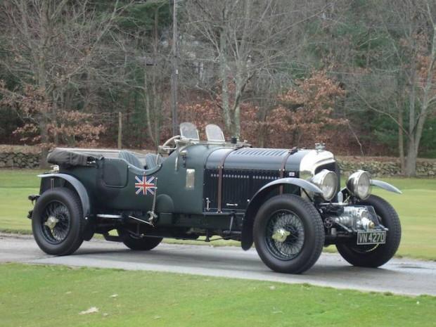 1930 Bentley 4 1/2 Liter 'Birkin Blower' Le Mans Replica