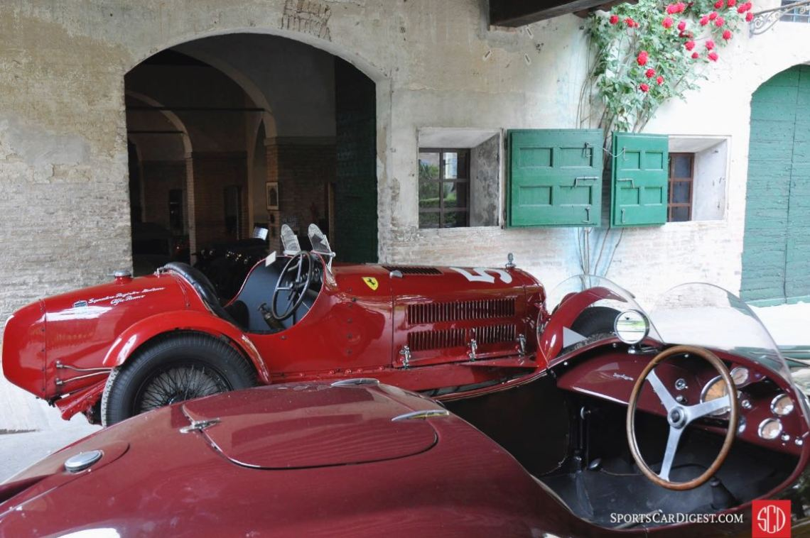 AAC Type 815 and Alfa Romeo 8C 2300