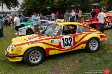Thomas Shaughnessy's 1971 Porsche 911 ST