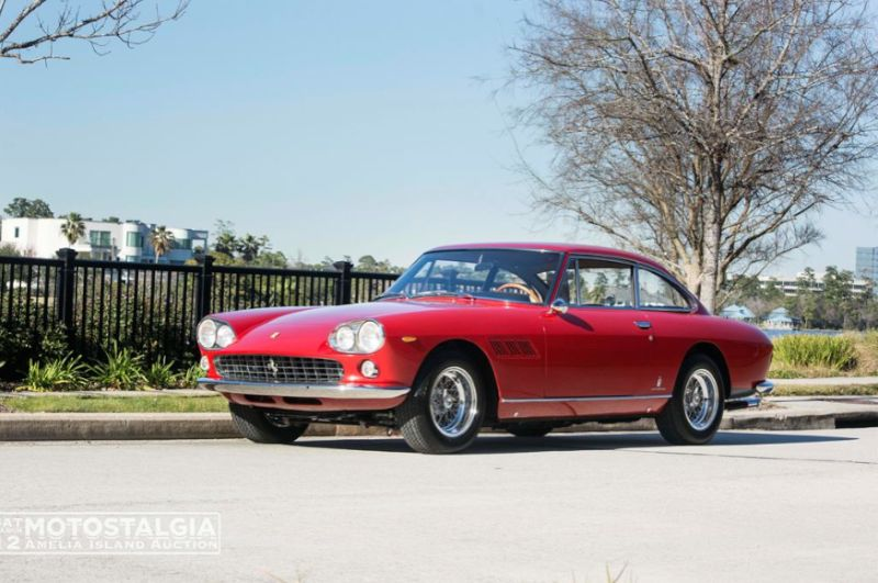 1966 Ferrari 330 GT SI 2+2 Coupe, Body by Pininfarina