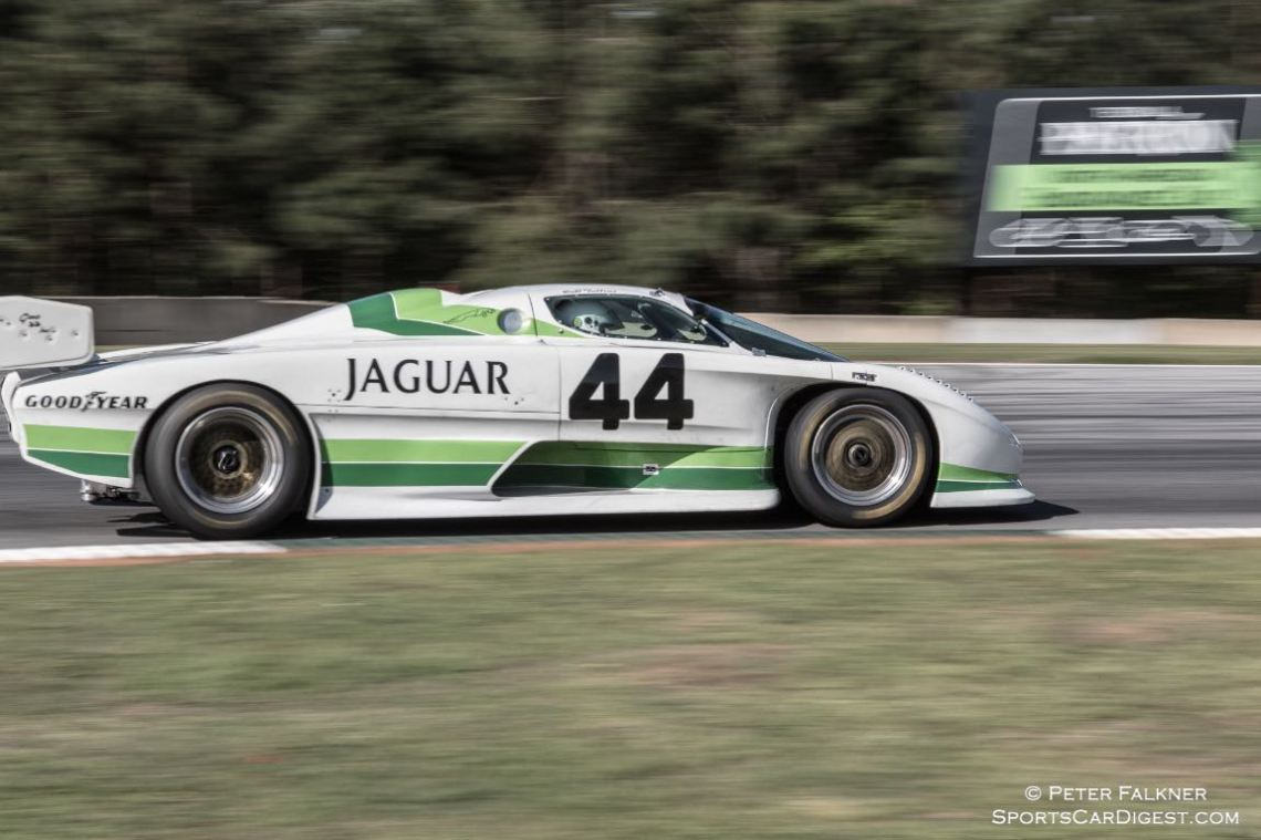 Turner, 88 Jaguar XJR 7/8