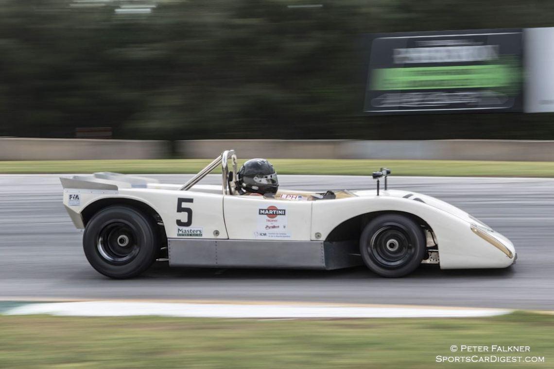 Huang, 70 Lola T210