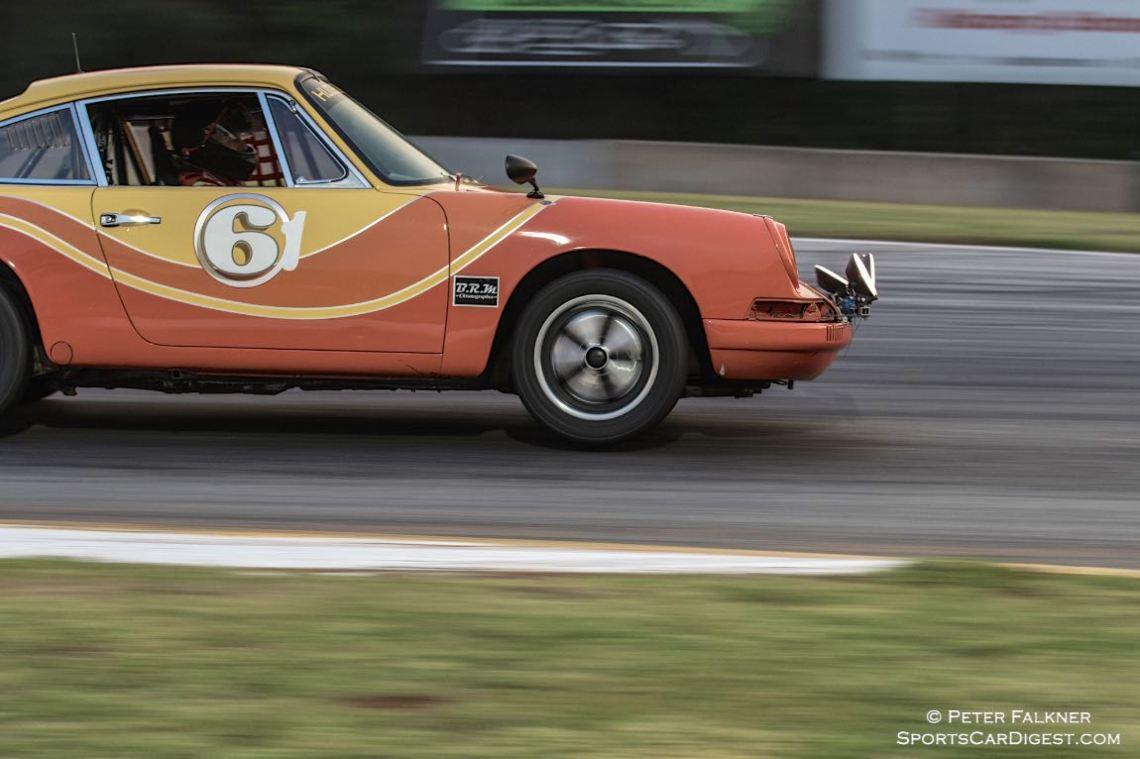 Albino, 67 Porsche 911