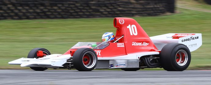 NZ F5000 Lola T400