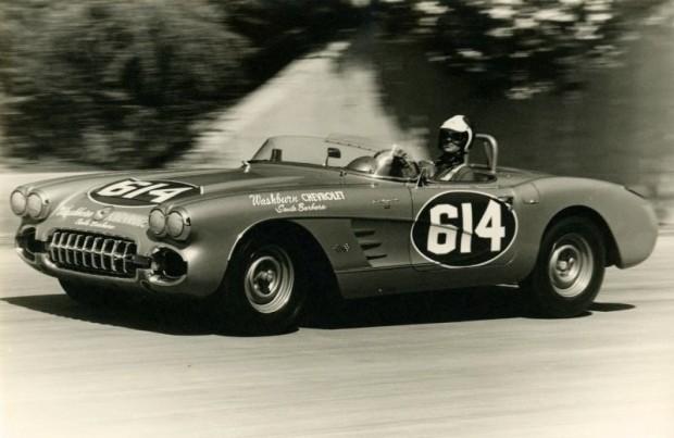 Bob Bondurant, Chevrolet Corvette number 614