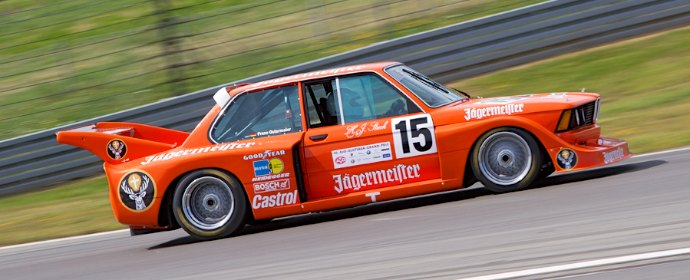 BMW 320i Group Five at Oldtimer Grand Prix 2012