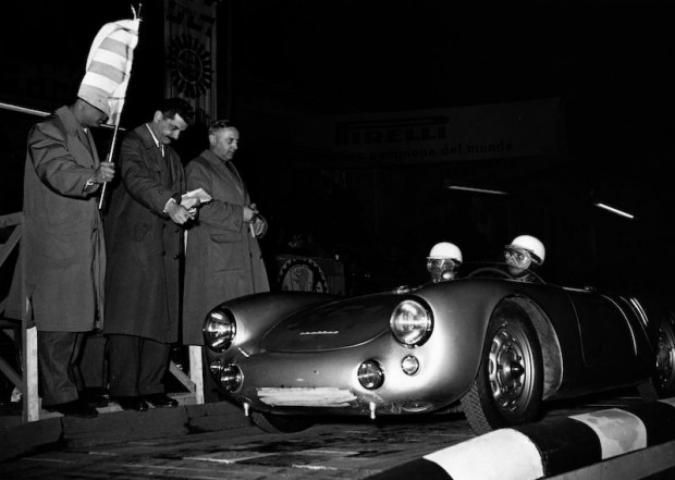 1954 Mille Miglia Porsche 550