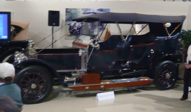 1913 Rolls-Royce Silver Ghost Roi des Belges