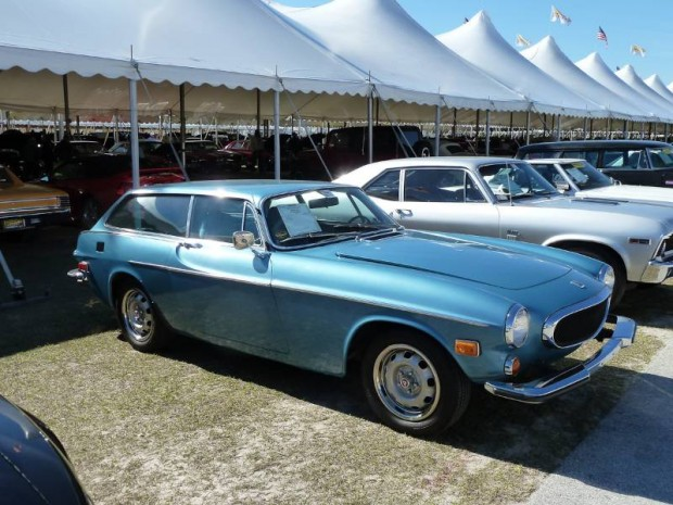 Volvo P1800 ES Station Wagon
